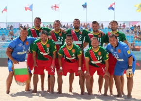 With a concern for our beach soccer nationals